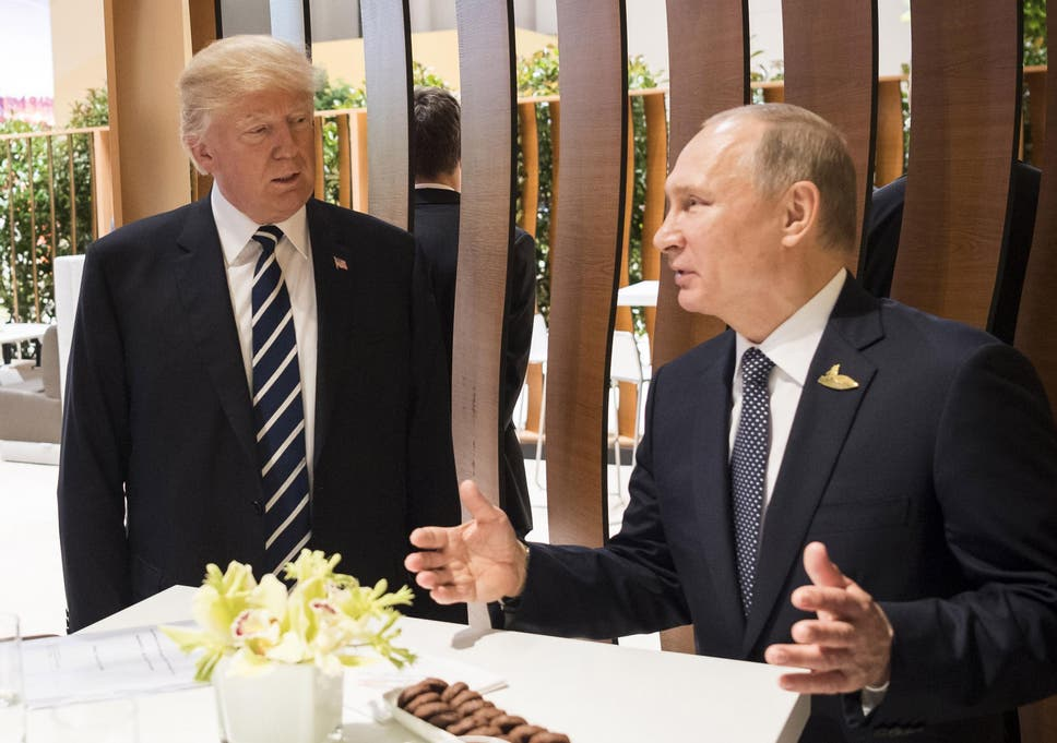 Trump refuses to impose new Russia sanctions despite law