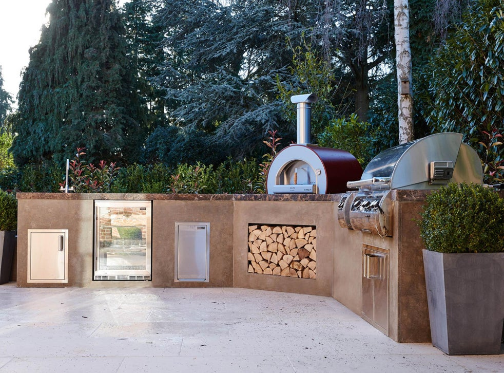 Counter Culture Why Outdoor Kitchens Should Be An Option Even In The Uk The Independent The Independent