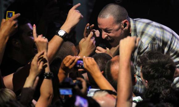 Linkin Park lead singer Chester Bennington has died