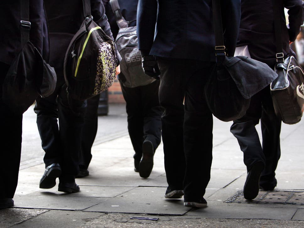 Secondary school pupils account for 81 per cent of permanent exclusions