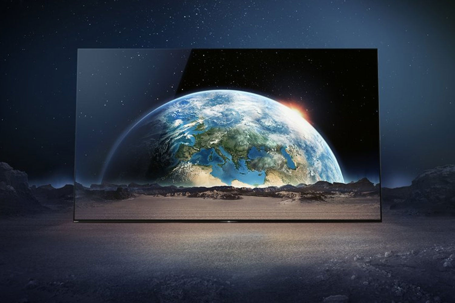 Discover the Sony Bravia OLED A1 TV