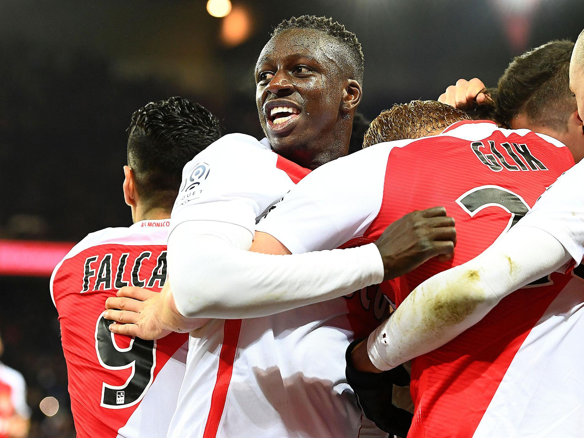 Monaco tell Manchester City they want £50million for Benjamin
