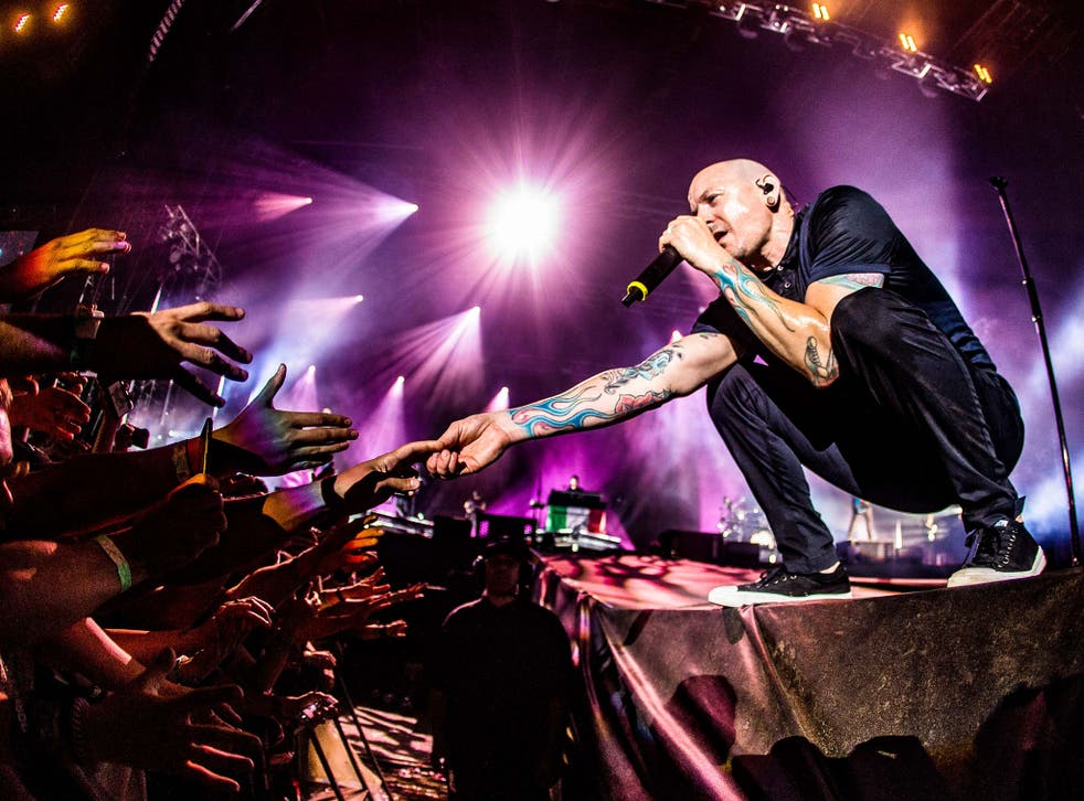 Chester Bennington had spoken publicly about his experience with depression before his suicide