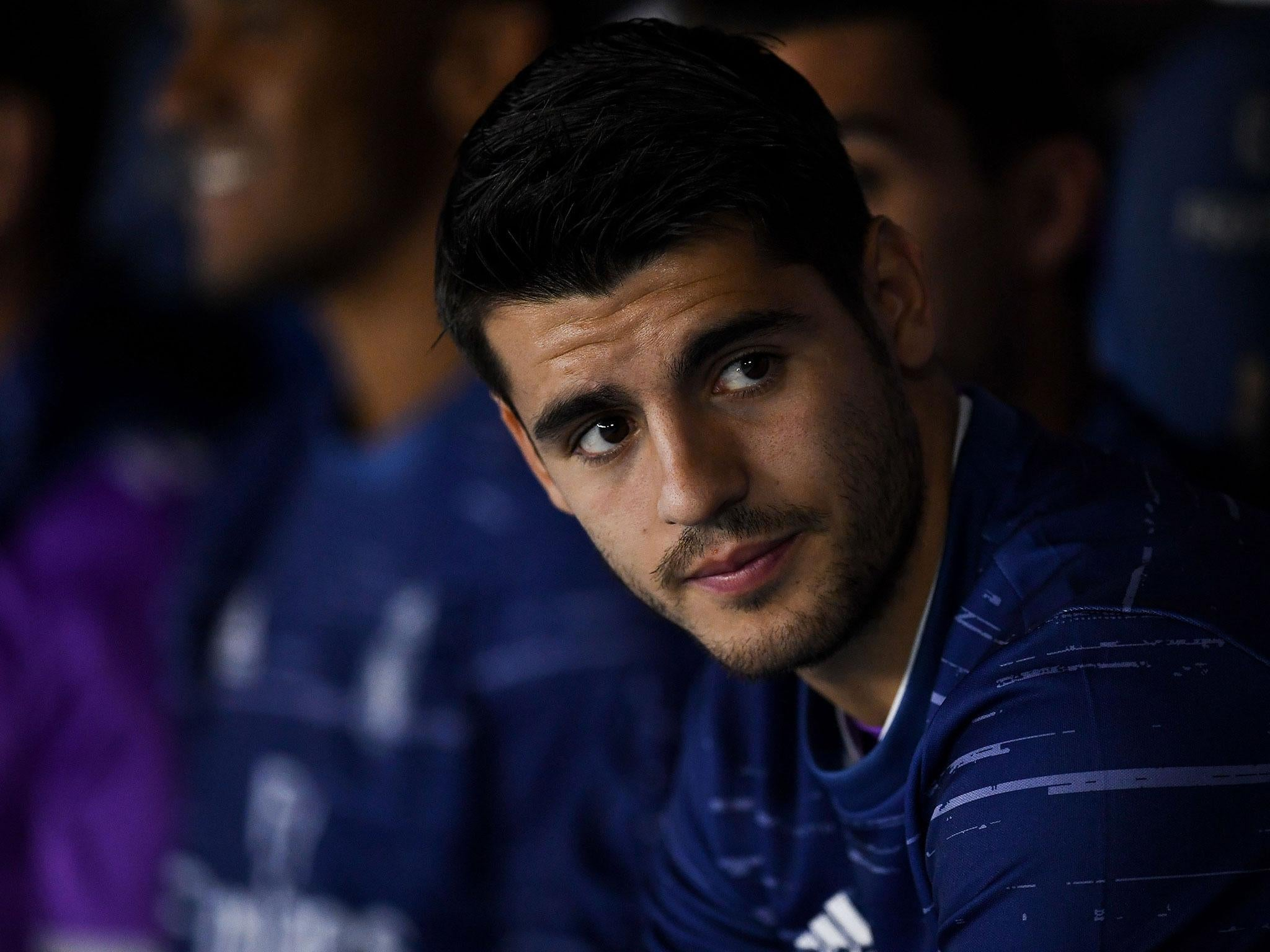 Chelsea are ting Alvaro Morata at the perfect time he s a