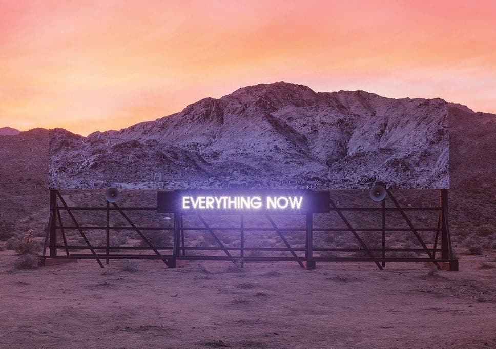 Review: Arcade Fire's 'Everything Now' album feels like