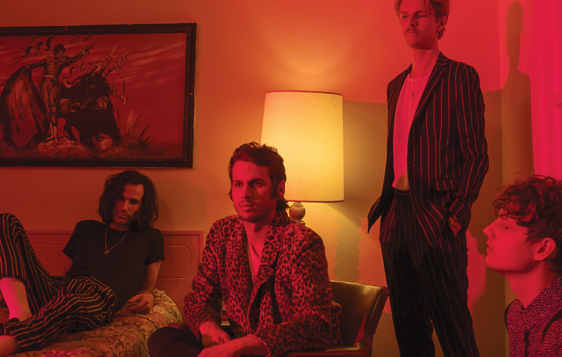 Foster the People post Jeffrey Epstein 'body double' conspiracy theory