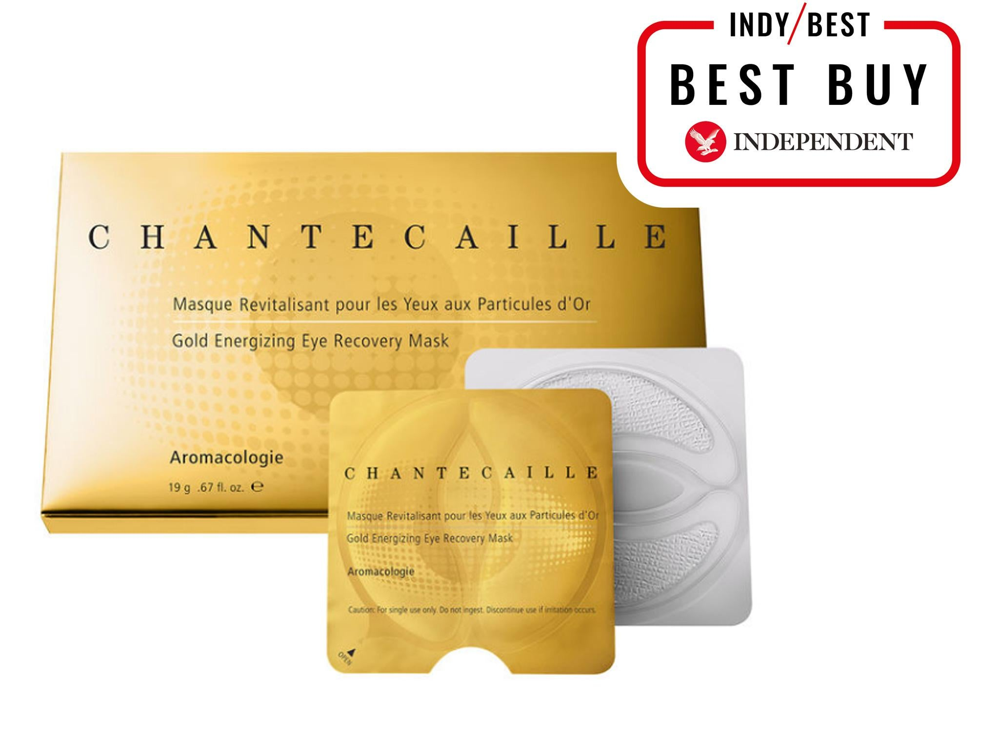 41ef298533 Chantecaille Energising Eye Recovery Mask  £185 for eight
