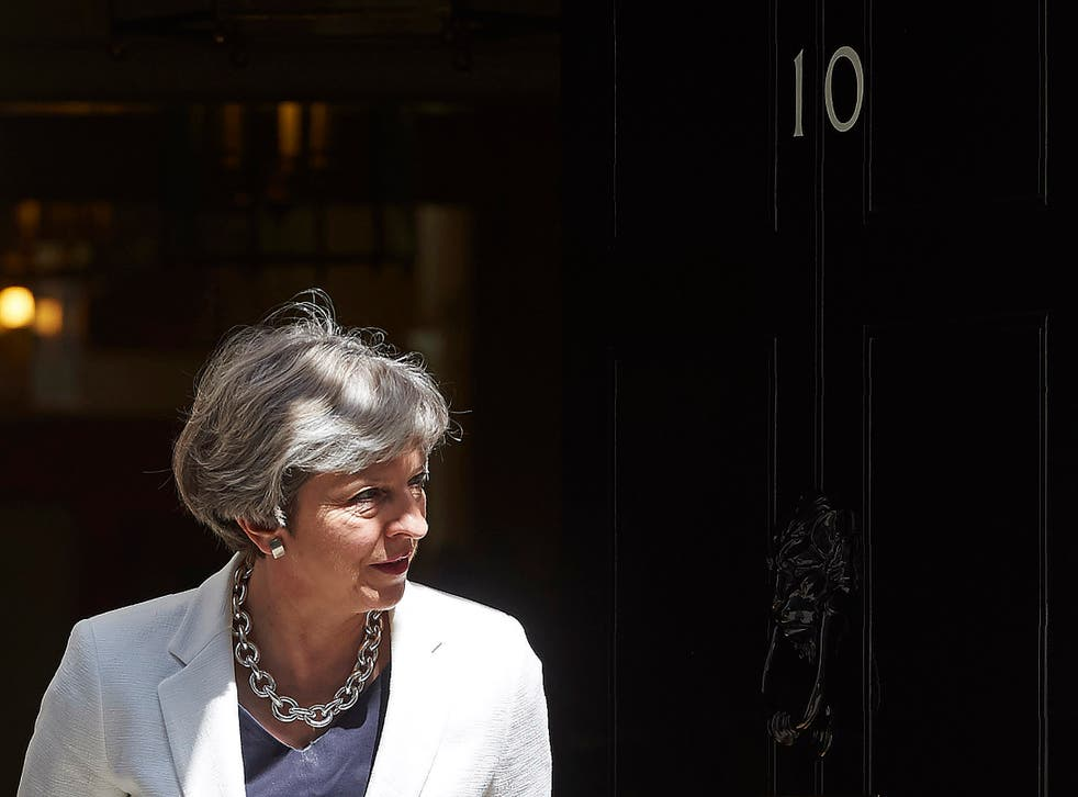 Theresa May is set to give a speech later in the summer on divorce proposals