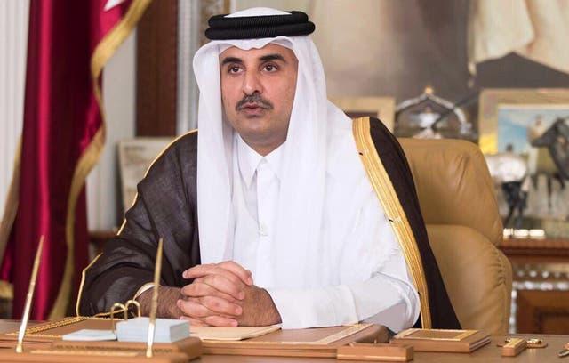 Sheikh Tamim bin Hamad Al Thani said Qatar remains open to dialogue