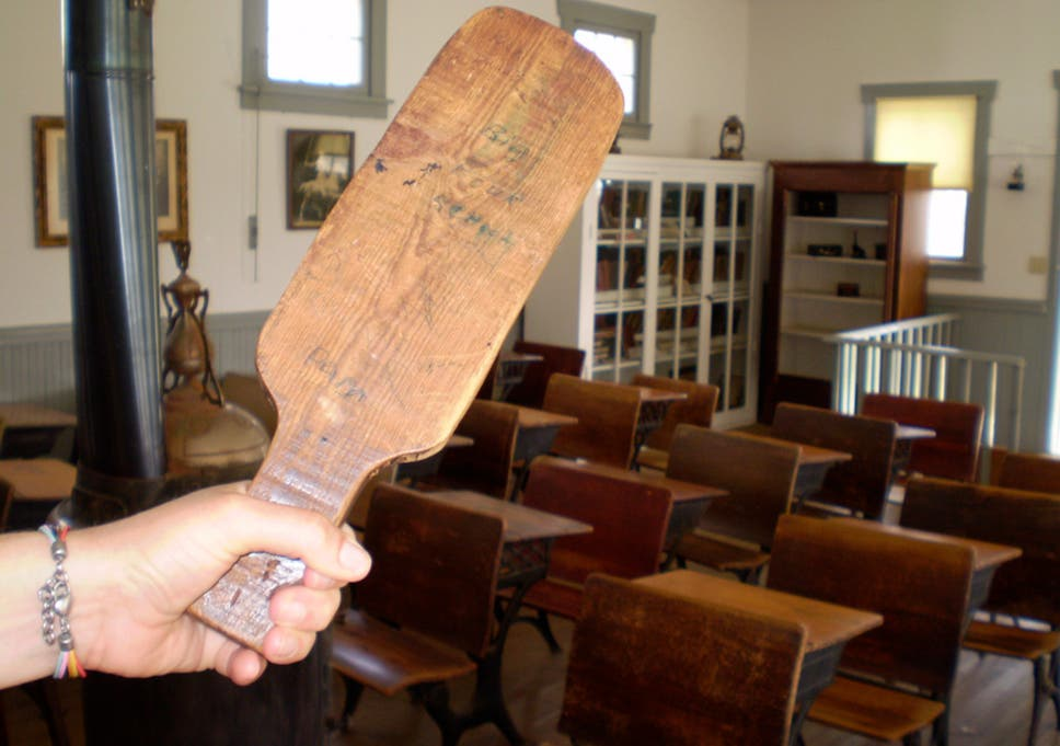 Texas schools bring back corporal punishment for bad