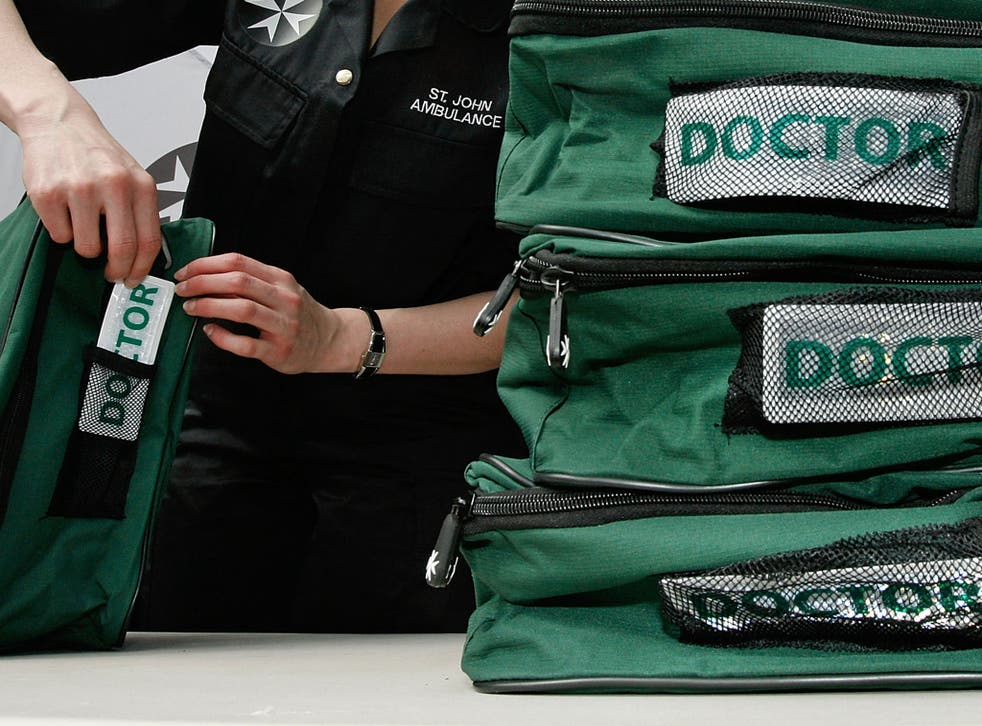 St John Ambulance volunteer fell into coma following cardiac arrest
