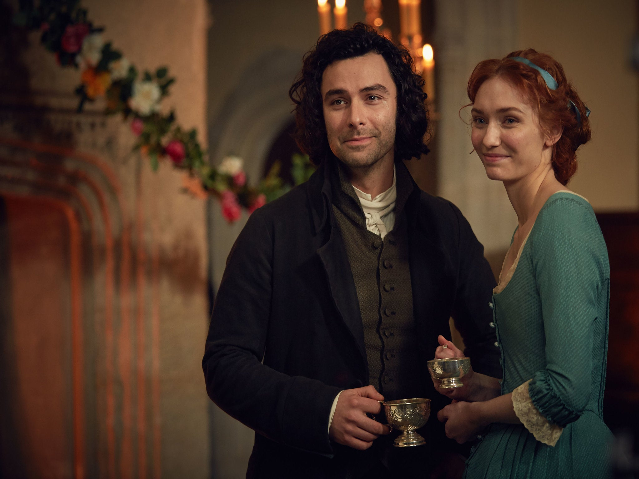 eleanor christian personals Poldark stars eleanor tomlinson, jack farthing, luke norris and christian brassington enter cream tea debate we also asked them about pasties and surfing - obviously.