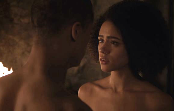 Game of thrones season 7 episode 2 sex scene