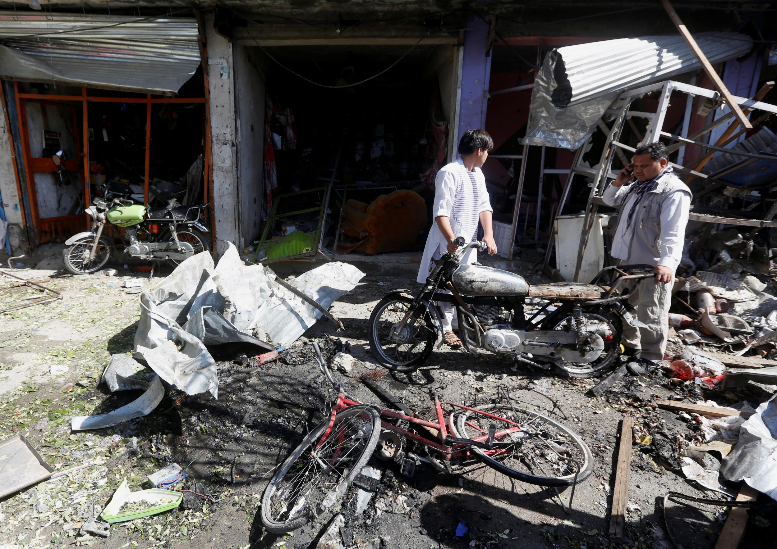 Afghanistan News Headlines | Reuters