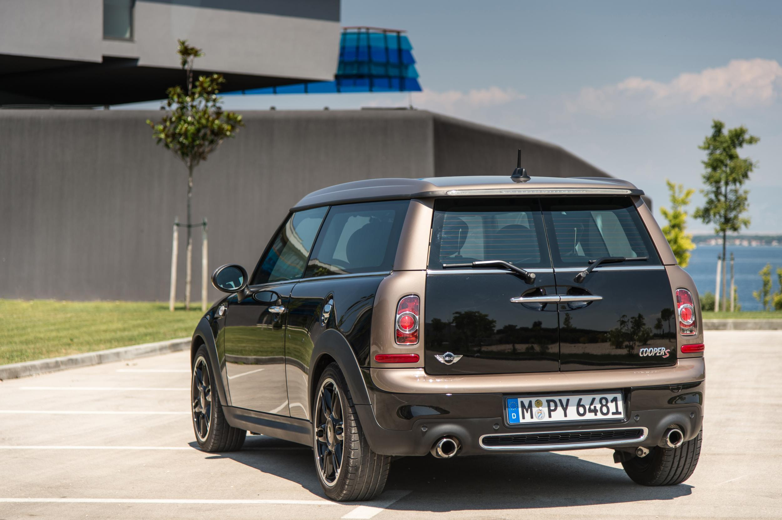 Mini Clubman Cooper S Latest News Breaking Stories And Comment