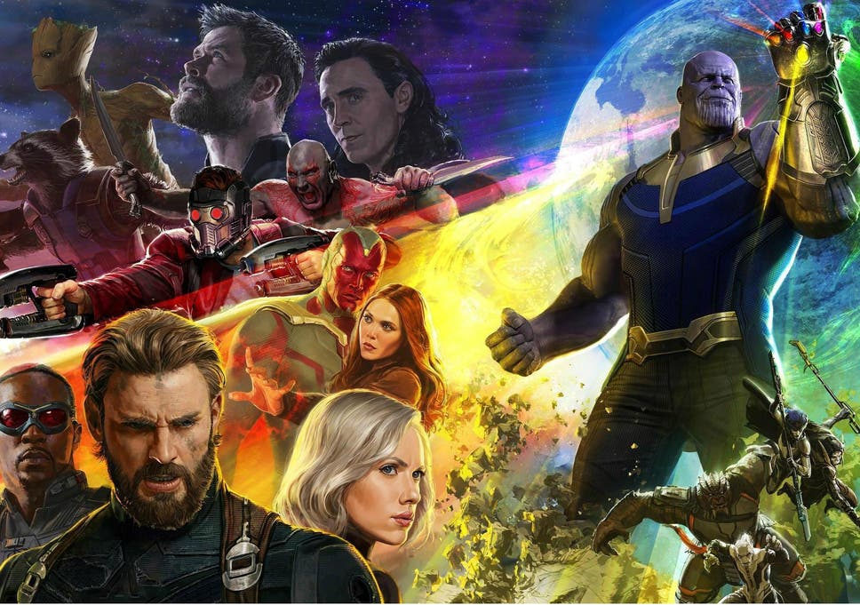 Avengers: Infinity War first look poster reveals some major