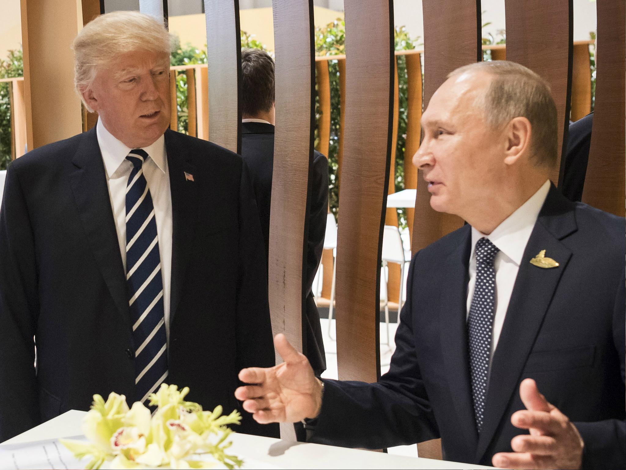 Putin told trump that russian hackers are too good to get caught