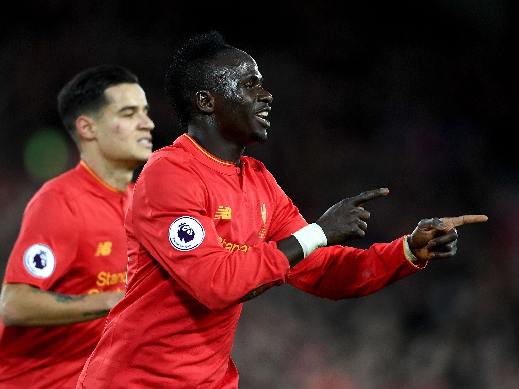 Liverpool boosted by return of Sadio Mane and Danny Ings ahead of