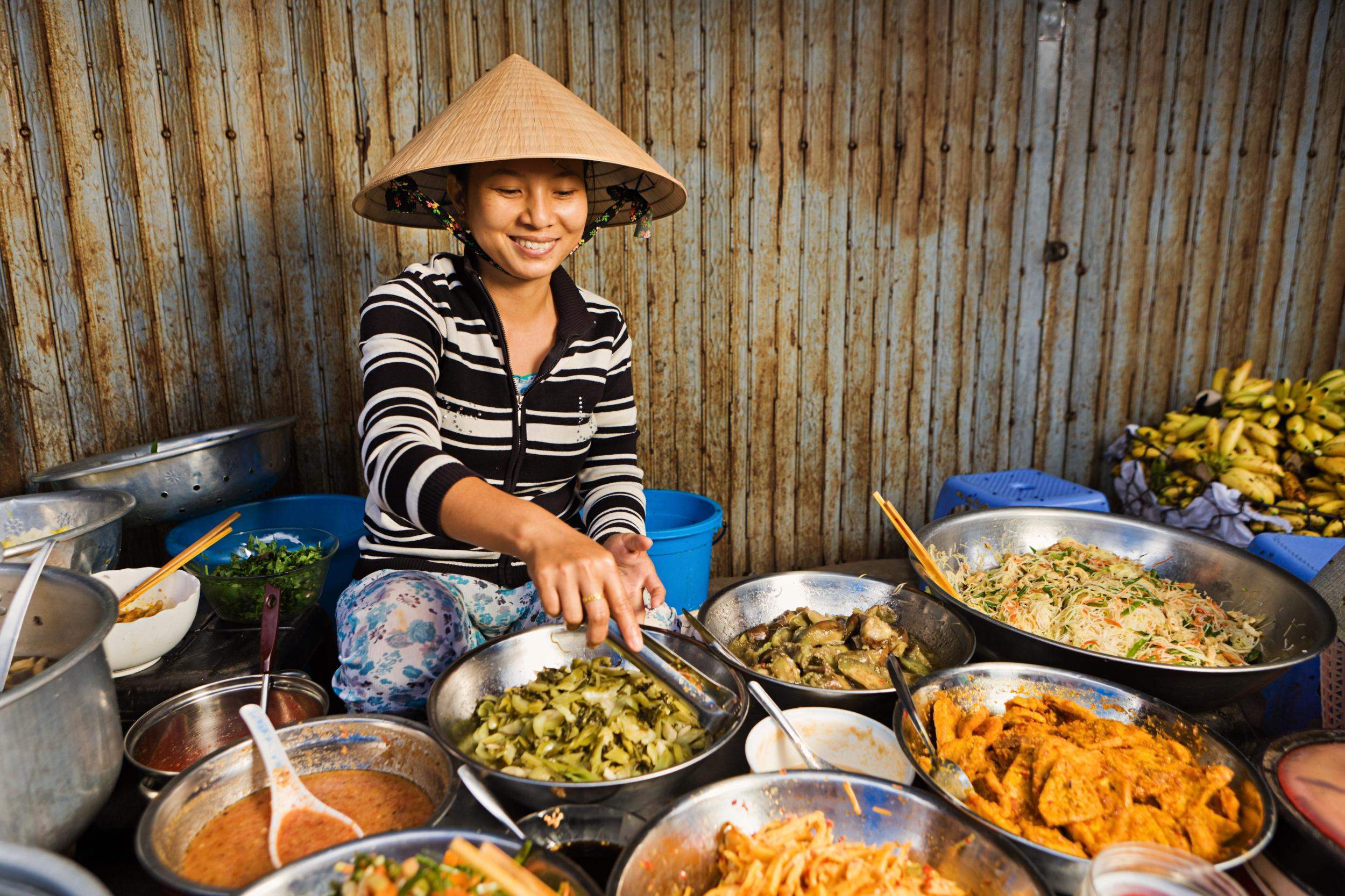 different types of vietnamese foods essay