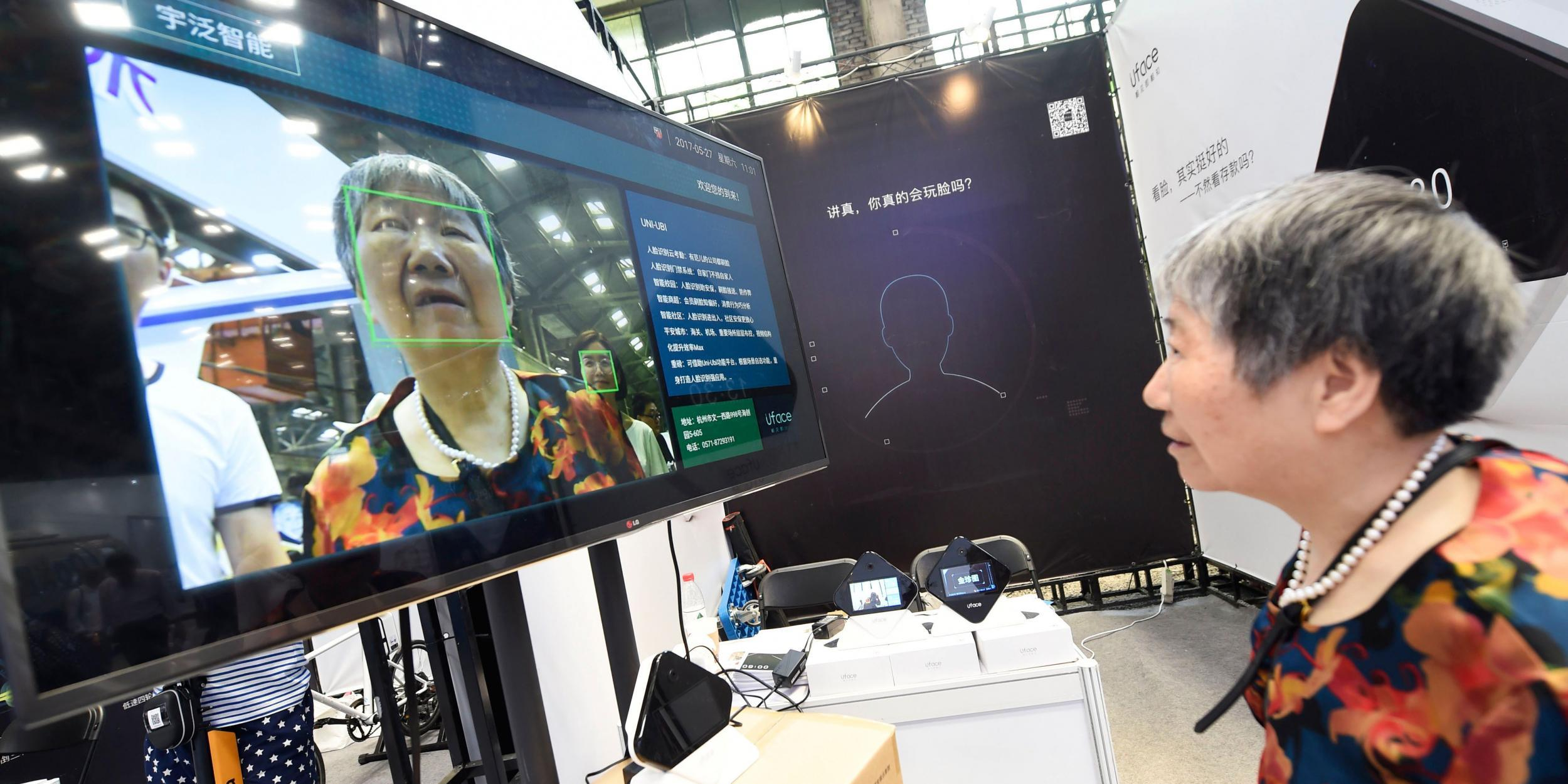 China is using technology to predict who is going to commit