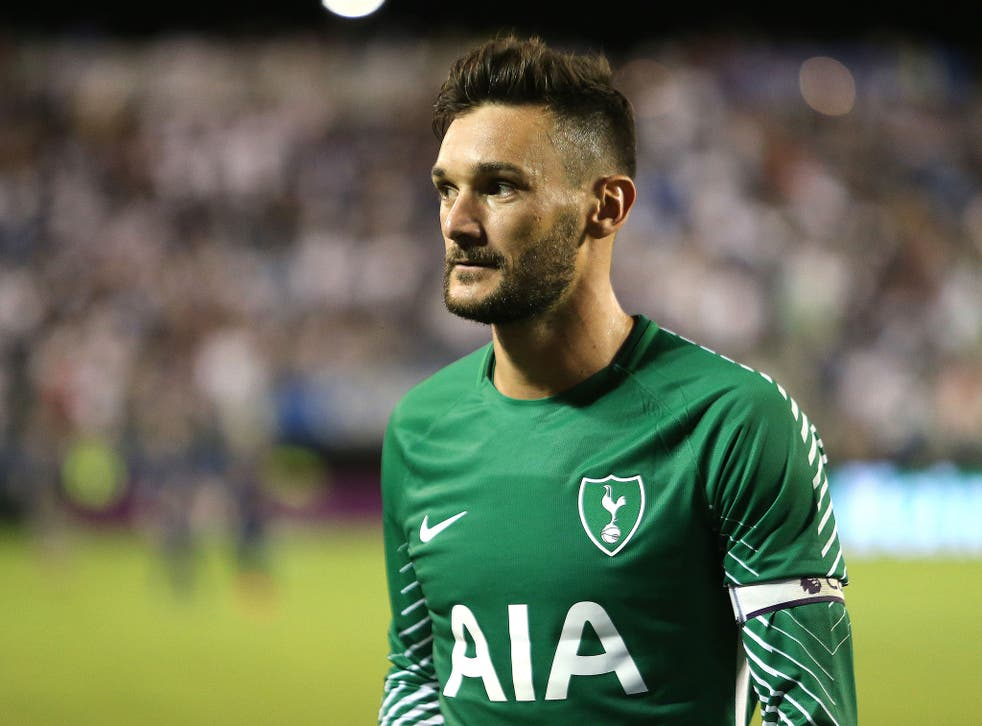 Hugo Lloris joined Tottenham five years ago