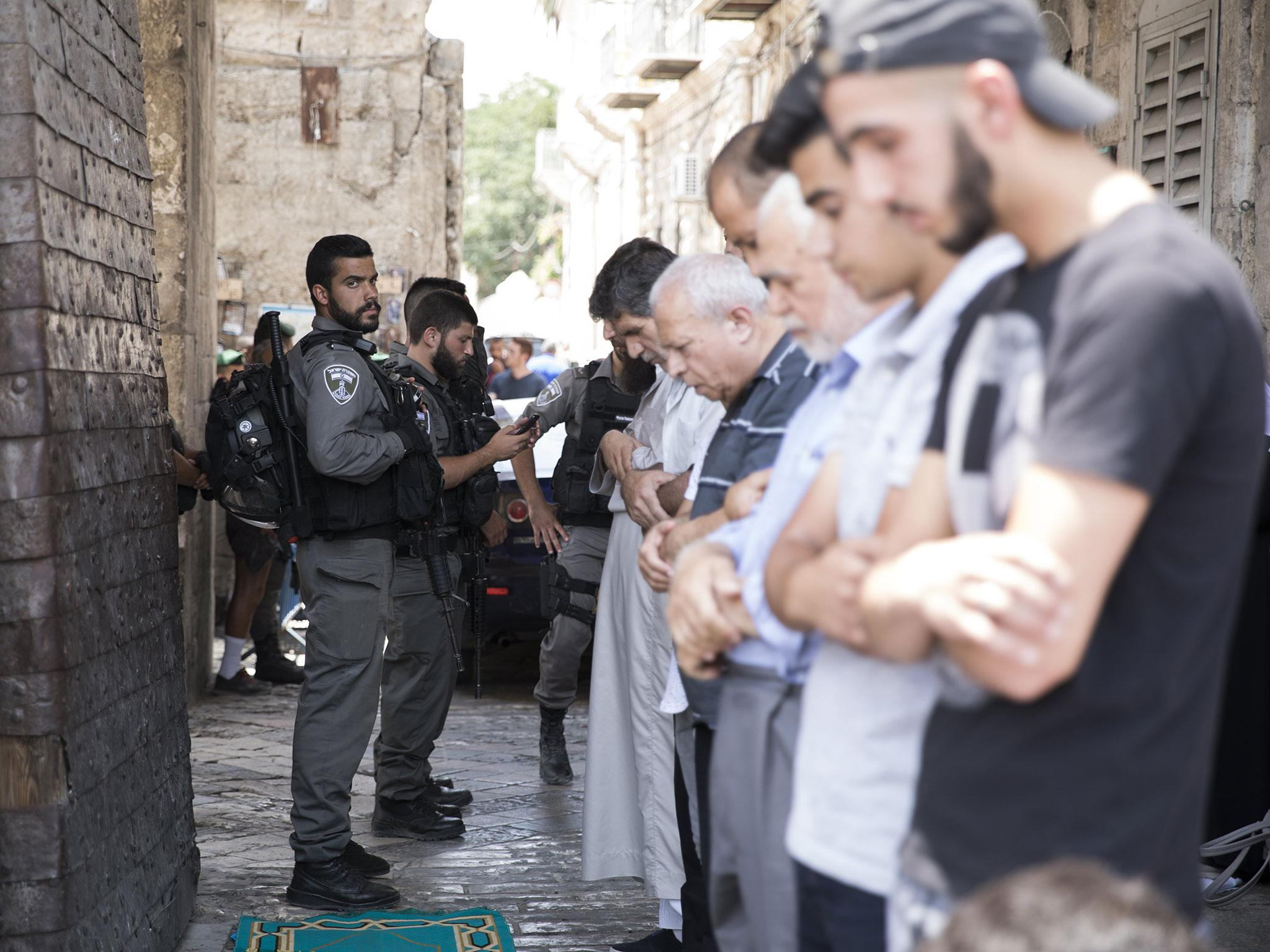 jerusalem muslim personals Jerusalem - history:  and for the first time walls of structures dating to the  in 638 the muslim caliph ʿumar i entered jerusalem and, according to muslim.