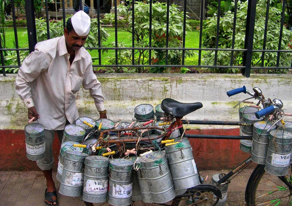 How dabbawalas became the world's best food delivery system