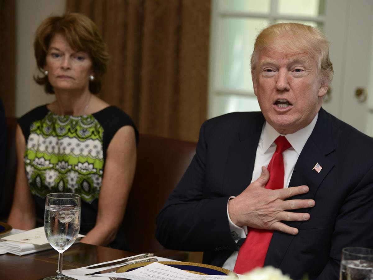 Candidates backed by Trump in his impeachment revenge plan are raising less money than their targets, report says - independent