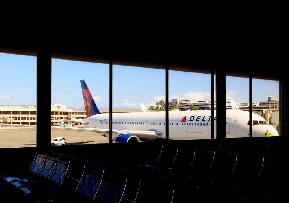 Delta flight delayed by two hours after fight between pilot