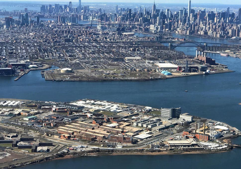 Rikers Island escape: Inmate breaks out of New York\'s island prison ...