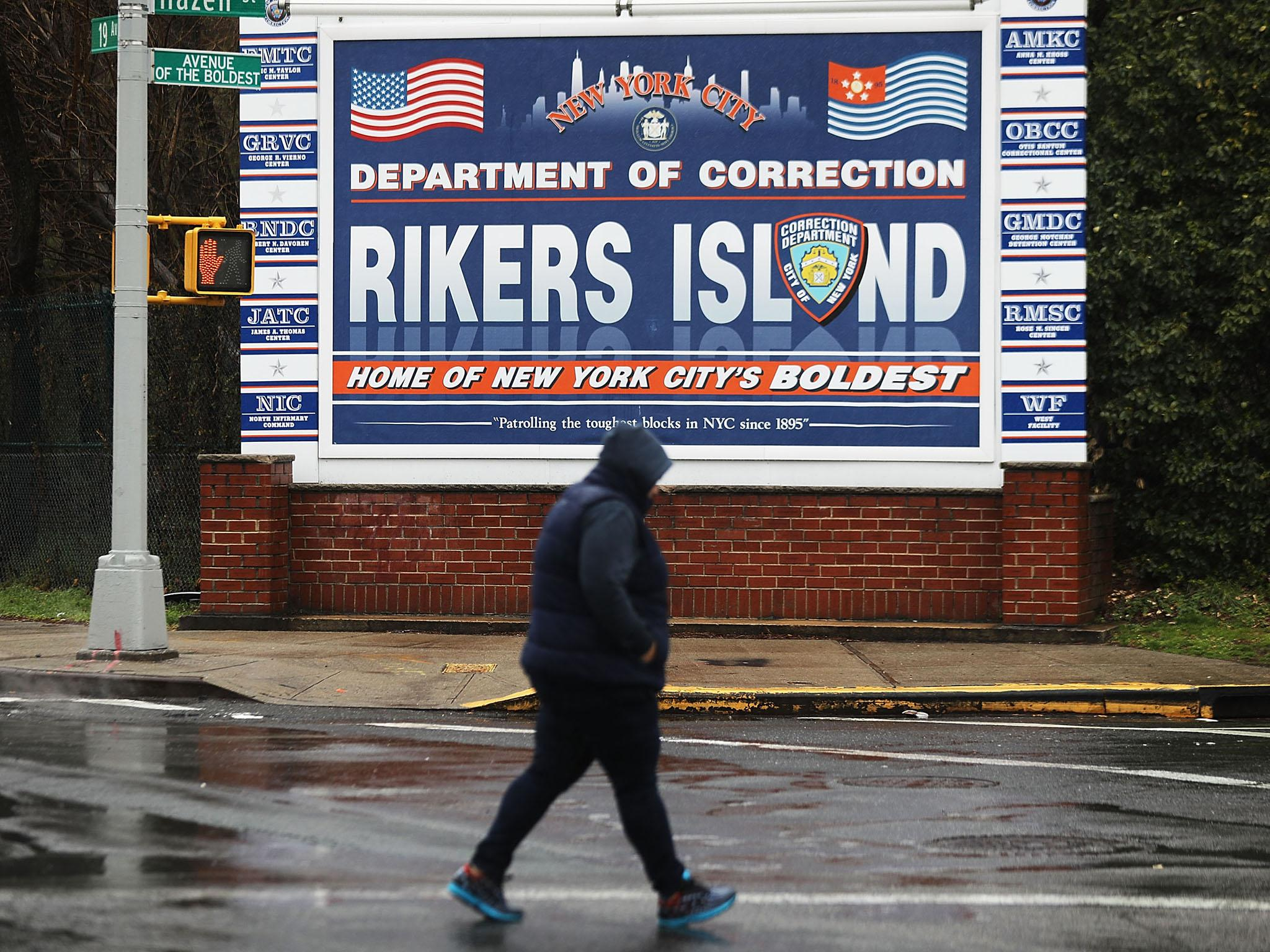 I worked at Rikers Island. Believe me when I say these inmates shouldn't be released into New York City