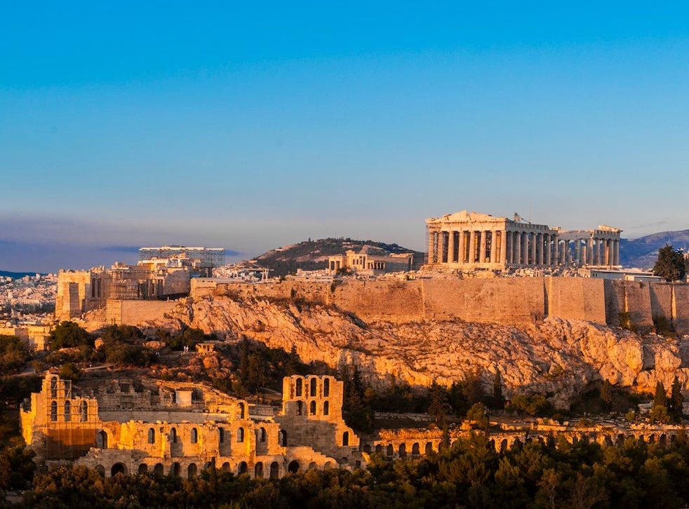 Sorry, but Greece is getting too old for your heels.