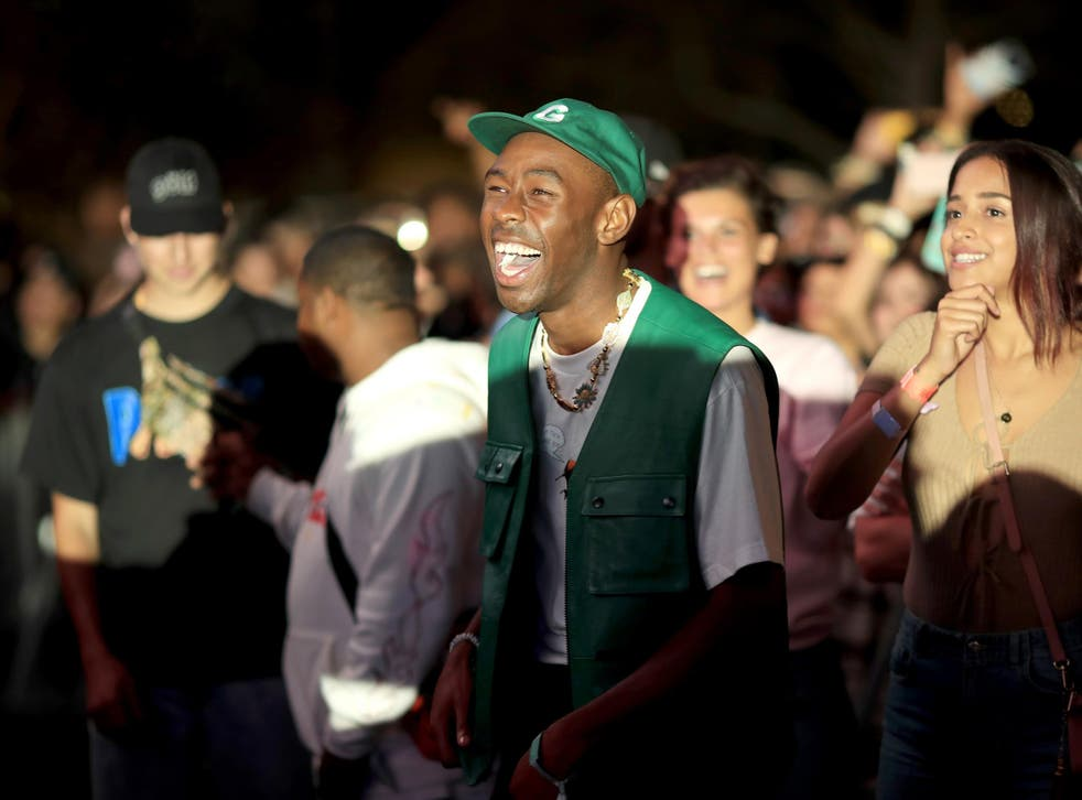 More mature: 'Flower Boy' brings out Tyler, The Creator's more sensitive side