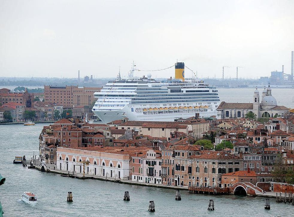 Venice is being overrun by tourists – but cruise ships aren't the main problem