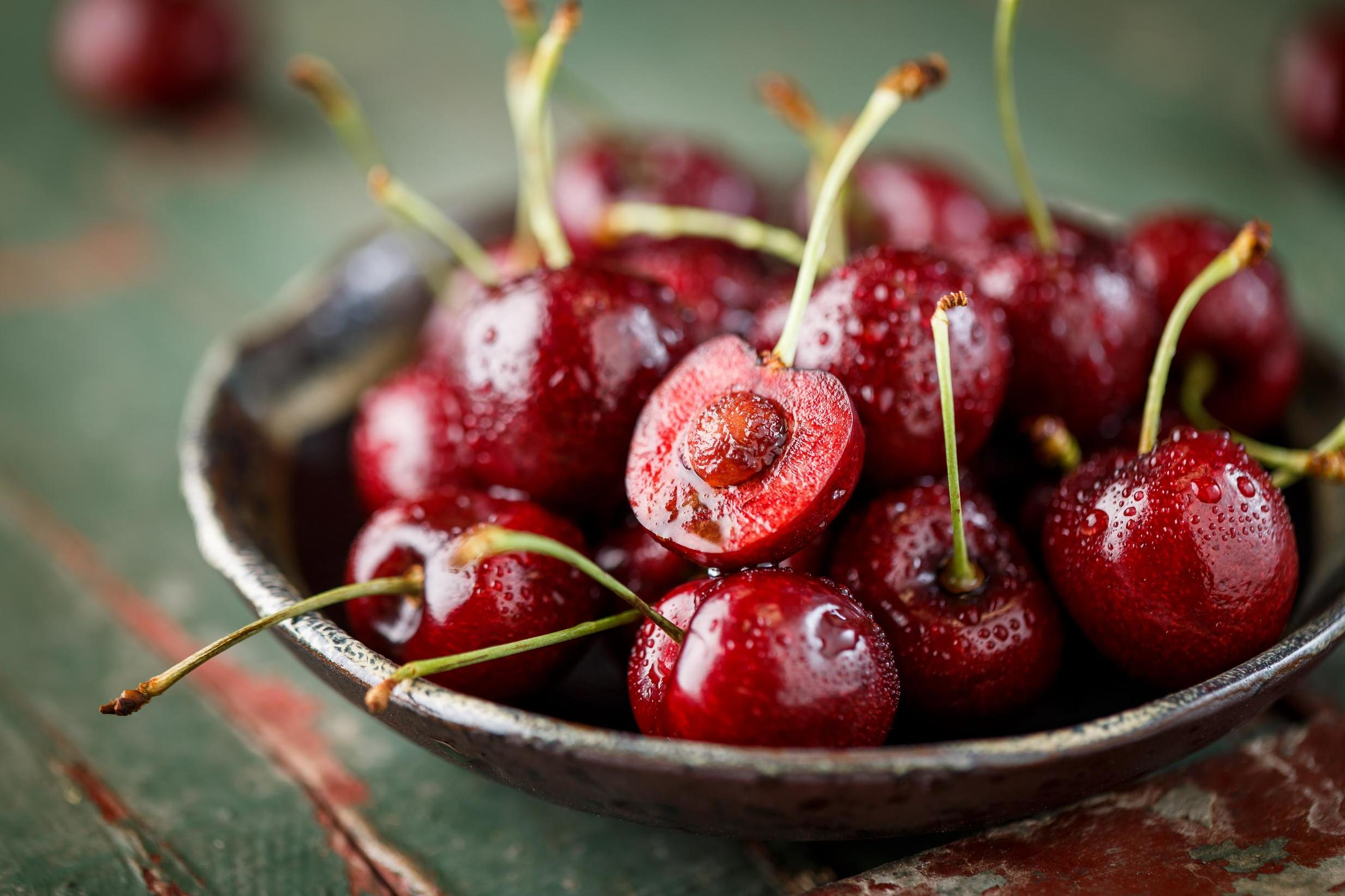 Man nearly dies after eating cherry stones
