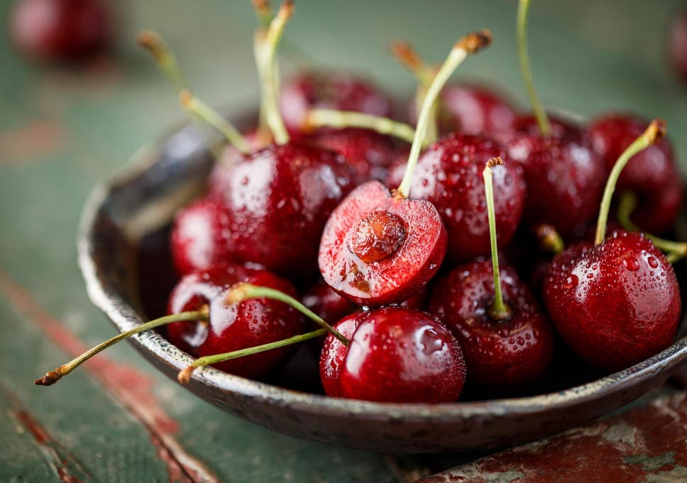man nearly dies after eating cherry stones the independent