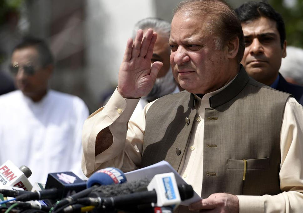 How Pakistan's Prime Minister Nawaz Sharif was brought down