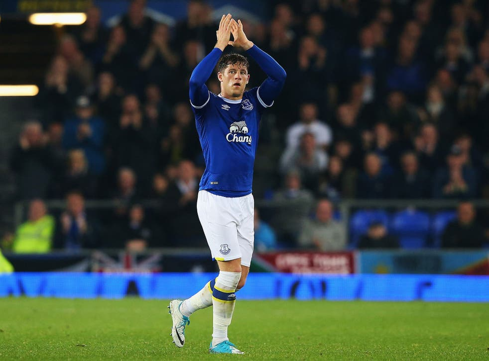 Ross Barkley is being targeted by Chelsea in his bid to leave Everton