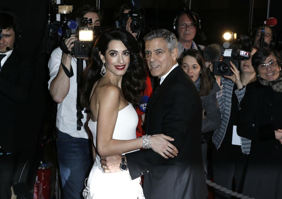 George Clooney 'to sue French magazine Voici over paparazzi photos