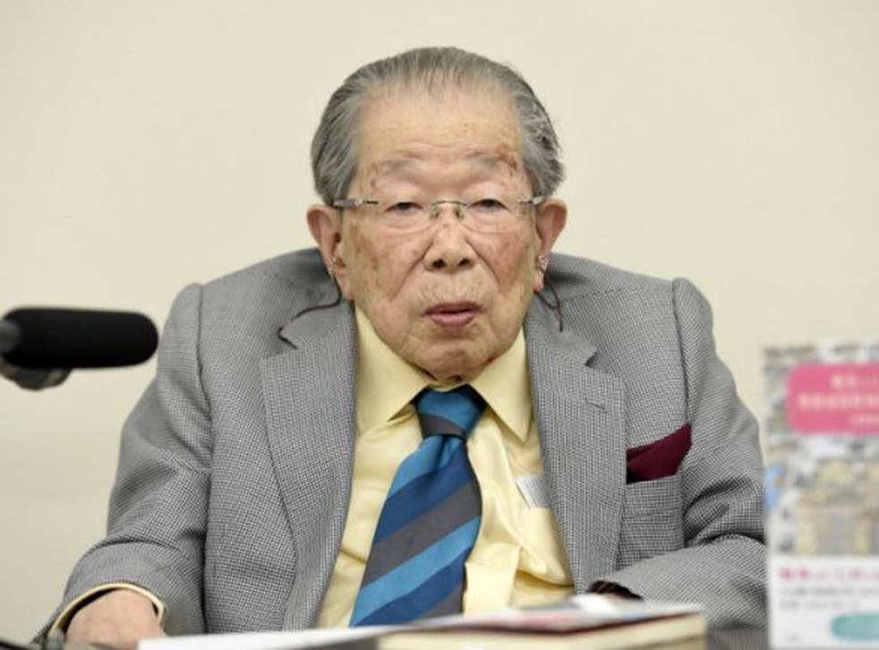 Dr. Shigeaki Hinohara lived until he was 105 years-old