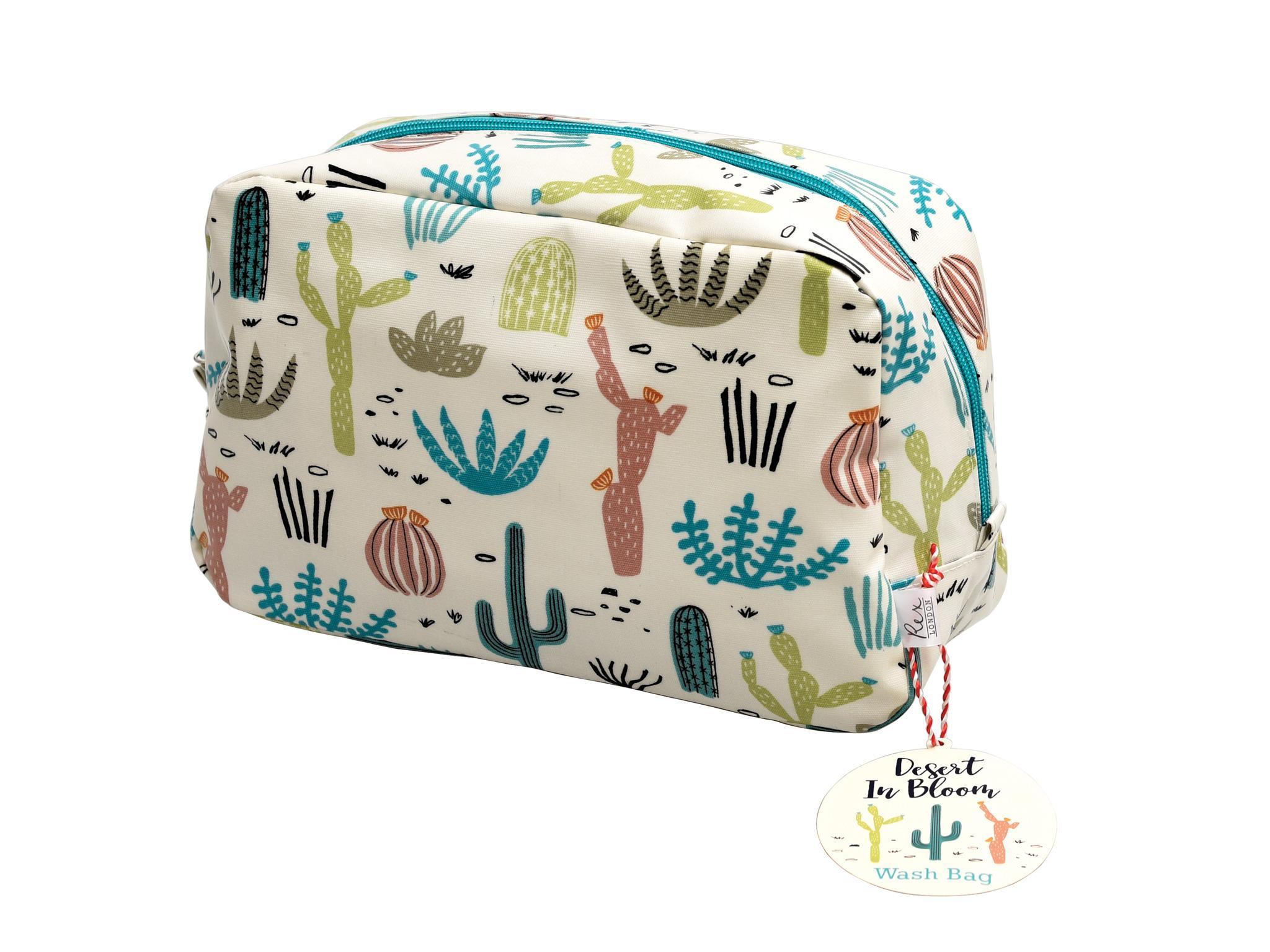 3. Not Another Bill Cactus Print Wash Bag  £12 911045afa4