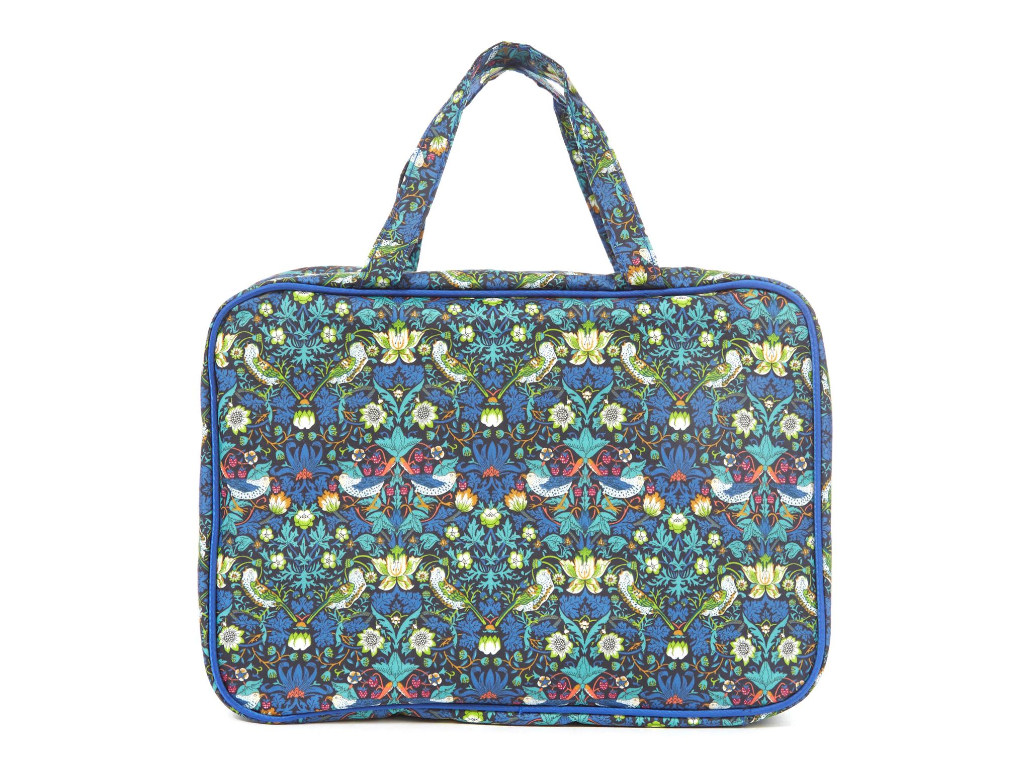9e9fce530cd5 Liberty London Weekender Strawberry Thief Wash Bag  £50