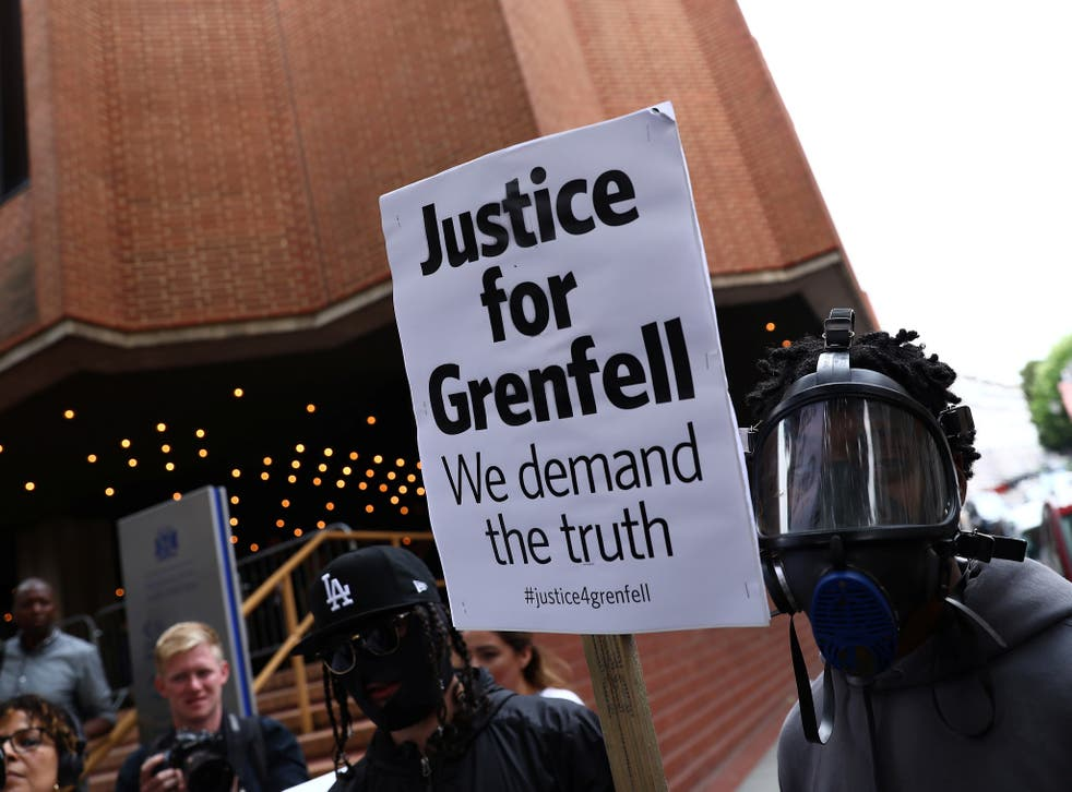 <p>The petition is calling for an inquiry investigating the role on institutional discrimination in the fire </p>