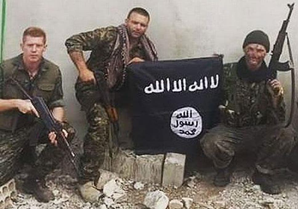 Joe Robinson: former British Army soldier who fought Isis in