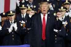 Donald Trump seemingly endorses police brutality