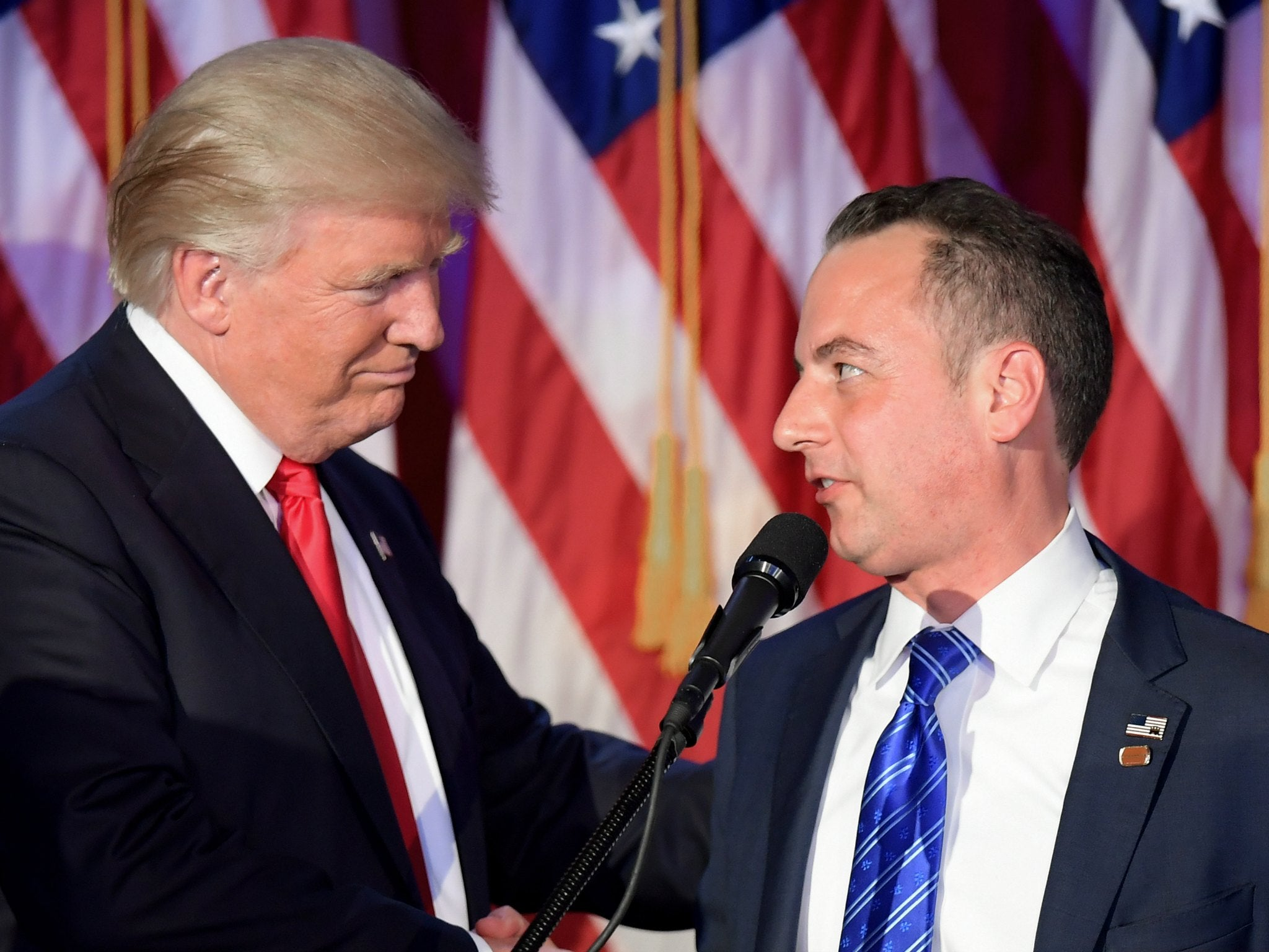 Trump's fired chief of staff Reince Preibus 'to be interviewed by Robert Mueller' as part of Russia investigation