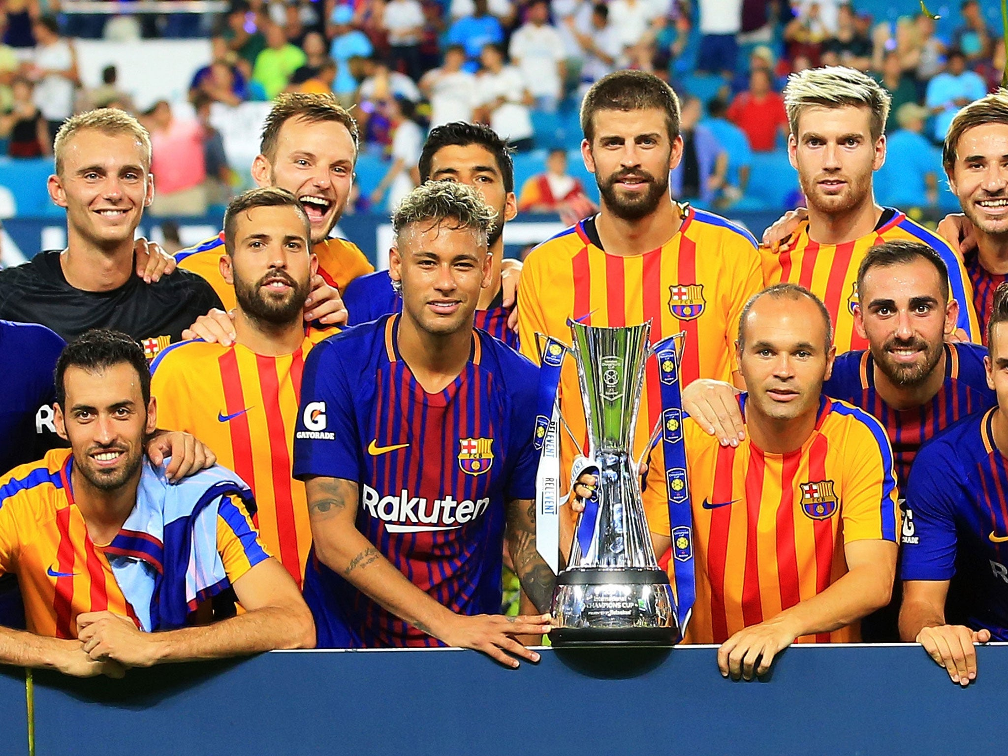 8ba39e60103 Barcelona vs Real Madrid: Five things we learned as Gerard Pique winner  secures early El Clasico bragging rights