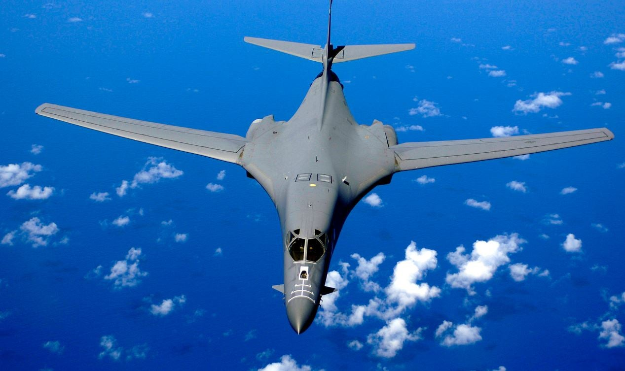 American bombers just flew near North Korea in a 'show of force'