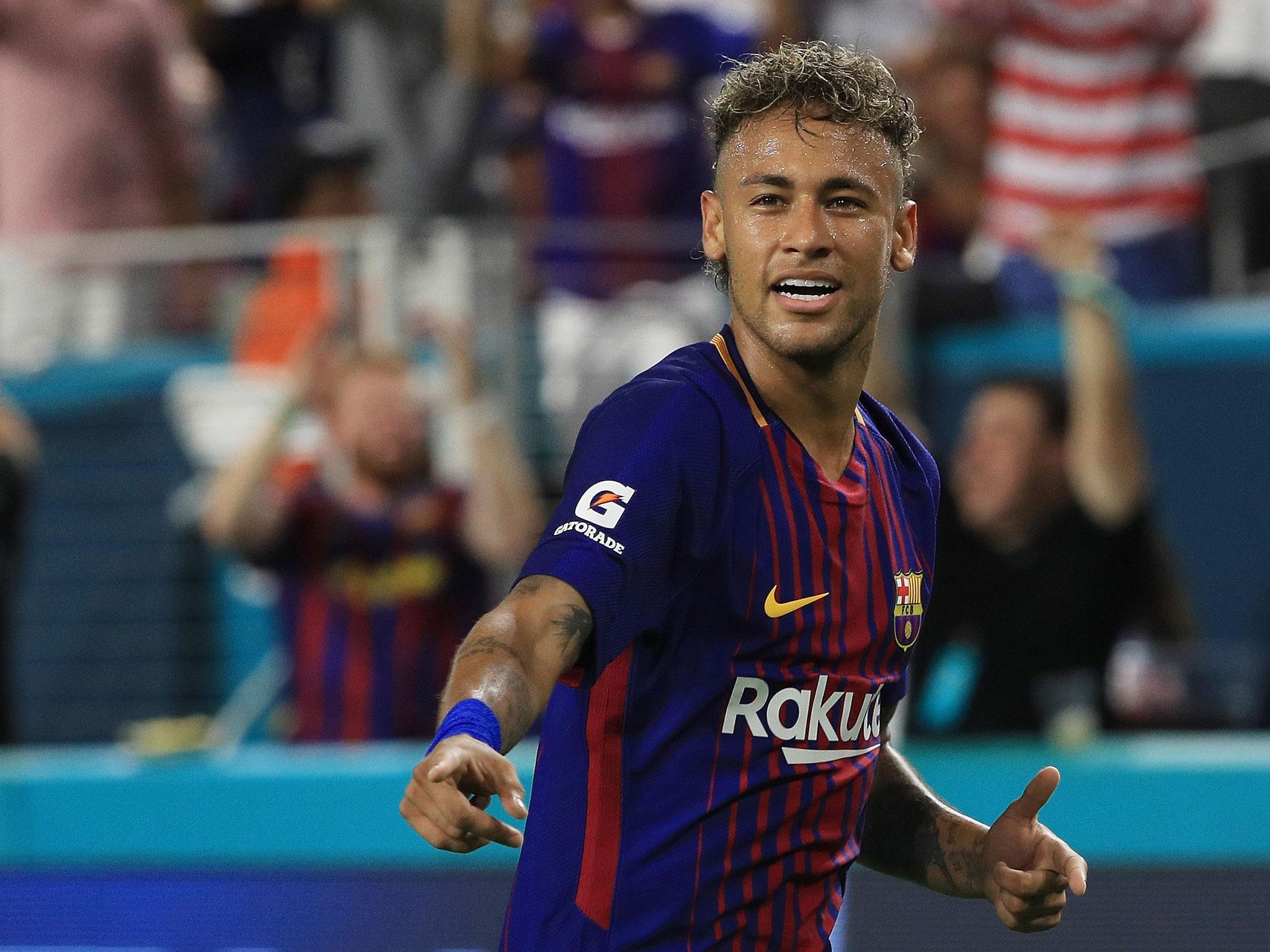 neymar jr psg contract
