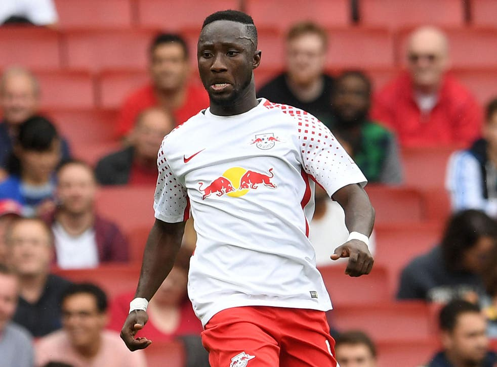 Naby Keita will '100%' remain a RB Leipzig player this season, according to his manager Ralph Hasenhüttl